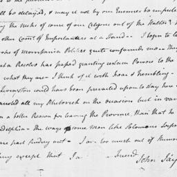 Document, 1776 July 01