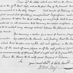 Document, 1793 February 16