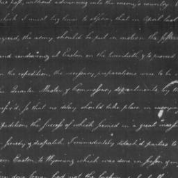 Document, 1779 July 21