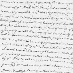 Document, 1762 September 28