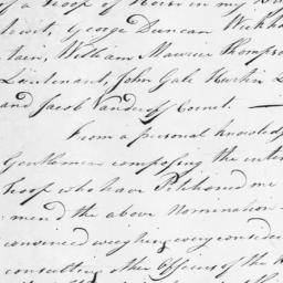 Document, 1796 March 21