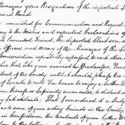 Document, 1826 March 27