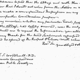 Document, 1824 May 25