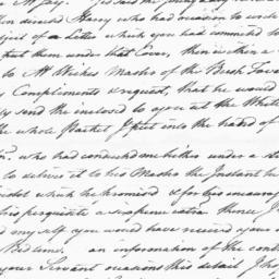 Document, 1784 January 5