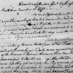 Document, 1779 May 12