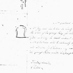 Document, 1794 August 12