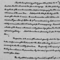 Document, 1789 November 30