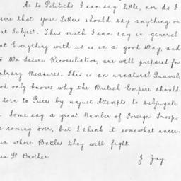 Document, 1776 January 4
