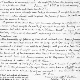 Document, 1814 February 22