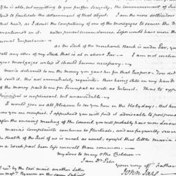 Document, 1820 December 11