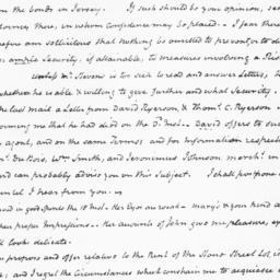 Document, 1820 November 21