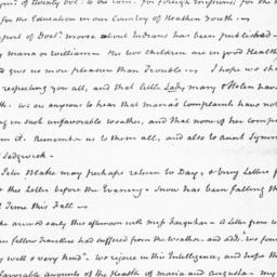 Document, 1822 November 26