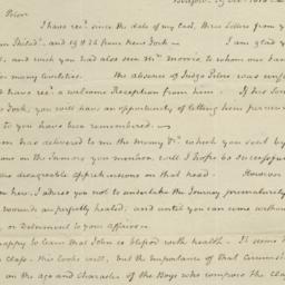 Document, 1818 December 29