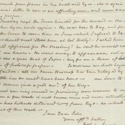 Document, 1809 April 24