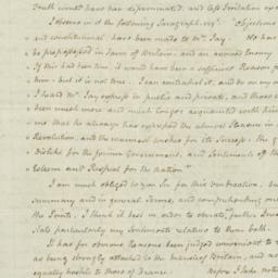Document, 1796 January 19