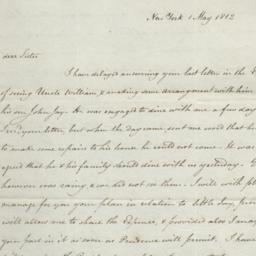 Document, 1812 May 01