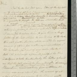 Document, 1806 February 05
