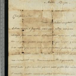Document, 1788 March 10