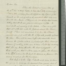 Document, 1815 March 02
