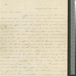 Document, 1828 August 31