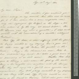 Document, 1824 August 28