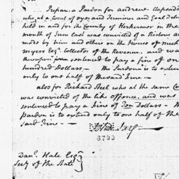 Document, 1799 July 16