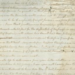 Document, 1780 February 21