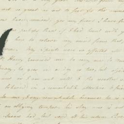 Document, 1786 January n.d.