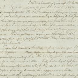 Document, 1818 March 23