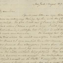 Document, 1817 August 01