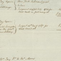 Document, 1787 July 11