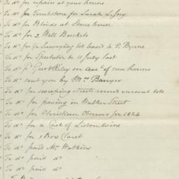 Document, 1824 November 01