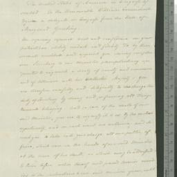 Document, 1779 September 29