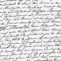 Document, 1720 February 13