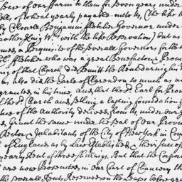 Document, 1714 April 14