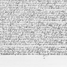 Document, 1692 November 25