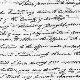 Document, 1800 December 18