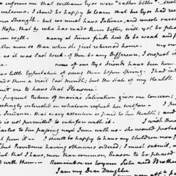 Document, 1809 January 24